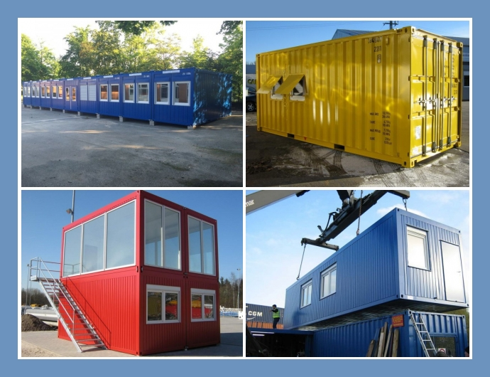 Conro Container Gmbh Containerlieferung In Seevetal Hamburg