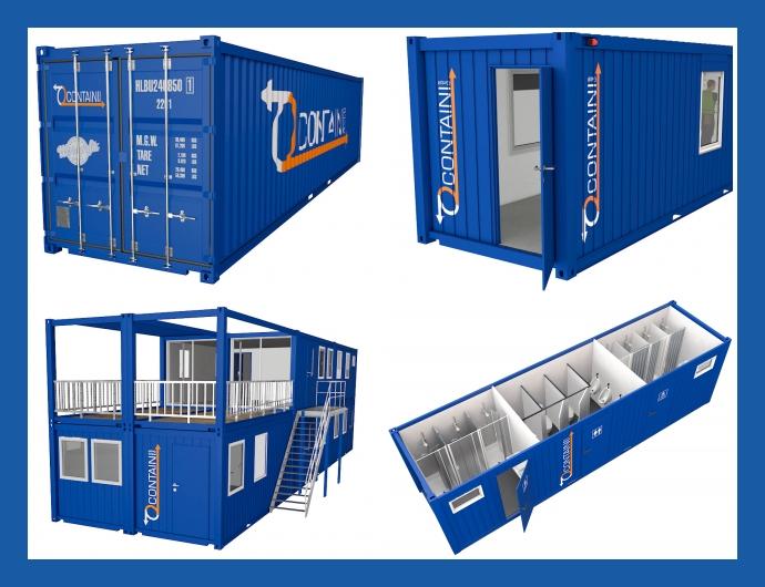 Containi GmbH - Containerverleih in Weisendorf Erlangen Nürnberg