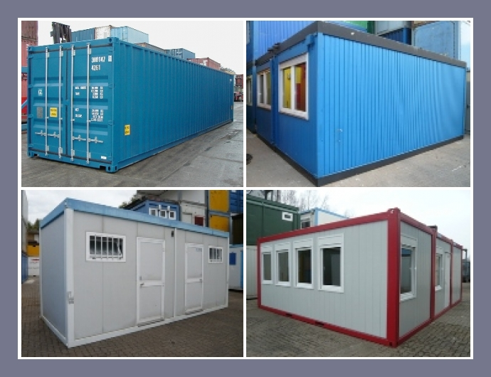 EuCont Europa Containerhandels GmbH Seevetal bei Hamburg Norderstedt Buxtehude Lagercontainer