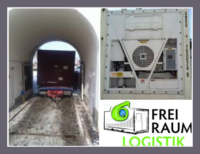 FreiRaum Logistik Container-Service Grasbrunn München Germering
