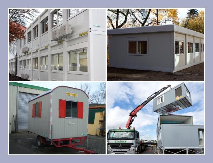 Heiner Miet- & Vertriebs GmbH Hannover Langenhagen Laatzen Bürocontainer Containeranlagen