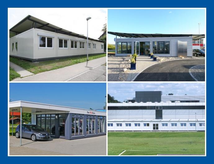 Heinkel Modulbau GmbH - Raumsysteme in Blaubeuren Ulm Stuttgart Reutlingen