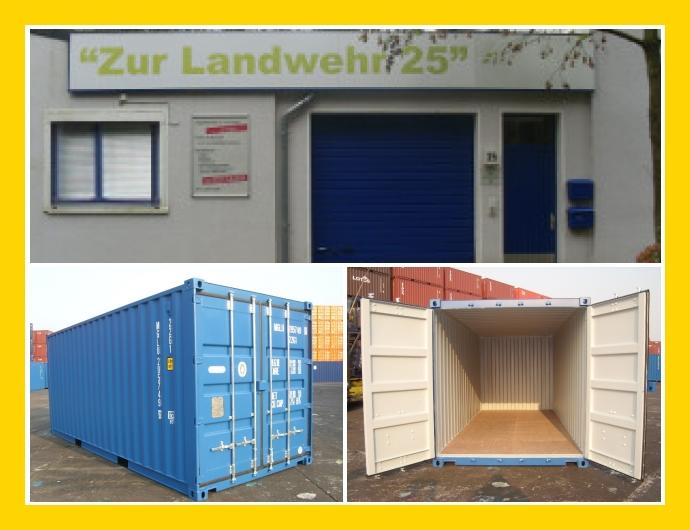 Lagermeister - Lagerraum-Vermietung in Münster Bielefeld Dortmund Essen