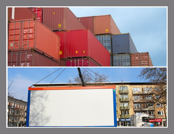 Thomas Dreske Salzwedel Uelzen Hannover Berlin Seecontainer Standardcontainer