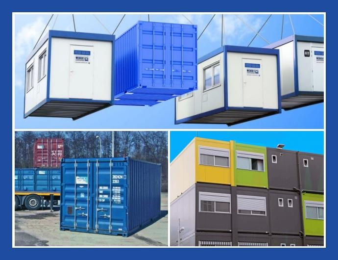 Weber Container GmbH - Containervermietung in Stuttgart Karlsruhe Mannheim