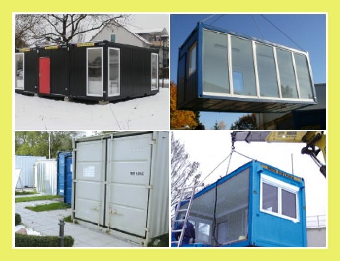 Geith & Niggl GmbH & Co. KG - mobile Raumsysteme in München Bergkirchen Bad Heilbrunn