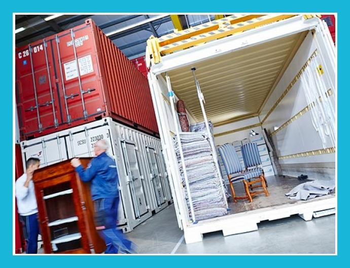 Geuer International GmbH - Containervermietung in Senden Münster München